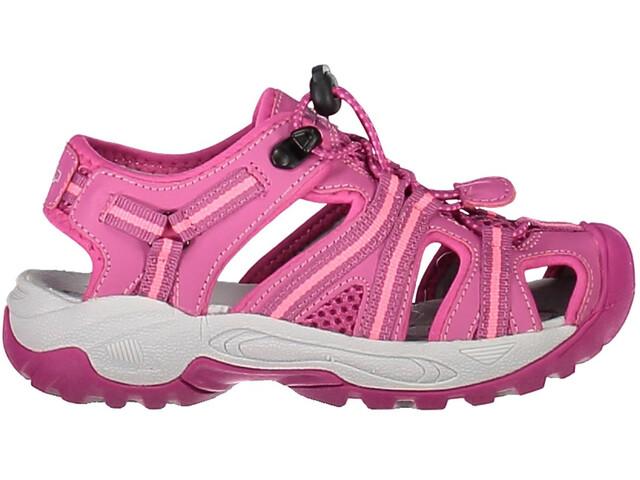 CMP Campagnolo Aquarii Sandalias de senderismo Niños, hot pink